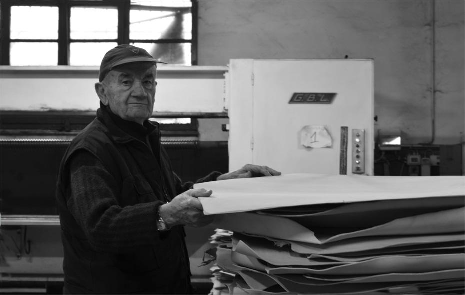 Bonistalli & Stefanelli s.p.a., produzione cuoio per suole