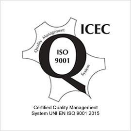 certificato del sistema di gestione qualita'