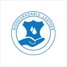 certificazione di pelle biodegradabile in acqua reflua